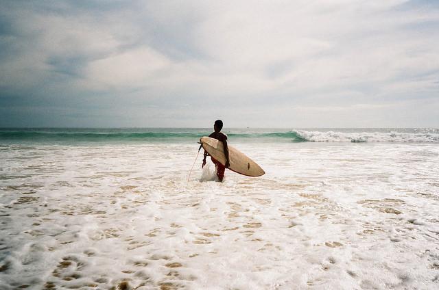 Surfer – Nai Thon Beach, Phuket