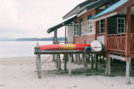 Beach House, Ban Saladan, Fuji PN160NS